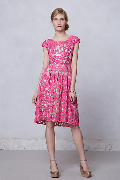 Anthropologie Jardim Lace Dress | $298
